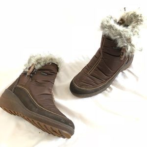 Pajar-Tex Fur Lined Boots